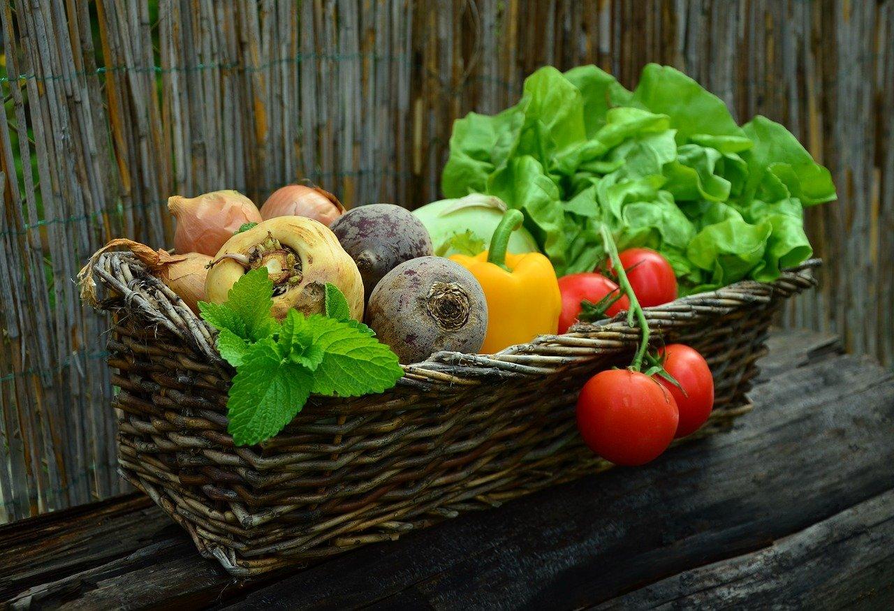 Der Kauf lokal Online-Shop: Veggie-Time!
